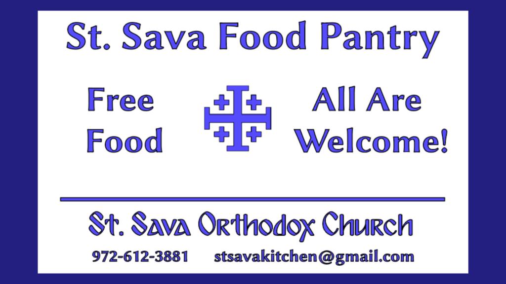 FoodPantryStSava